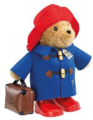 He was left at Paddington Station - Bear Essentials
