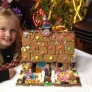 Christmas Ginger Bread House Workshop