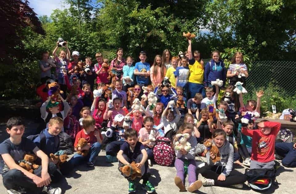 Cavan School Tour Memories