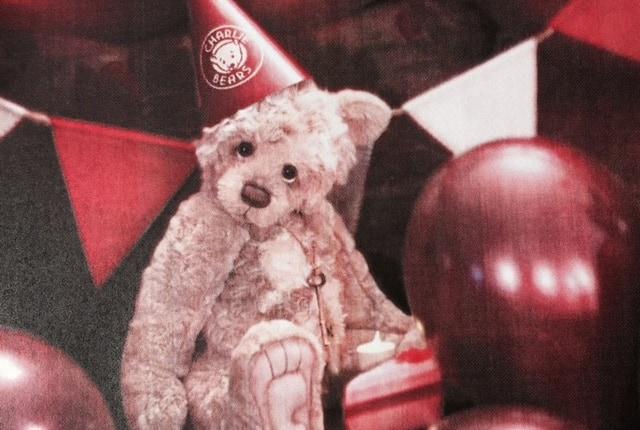 Charlie Bears Birthday open day