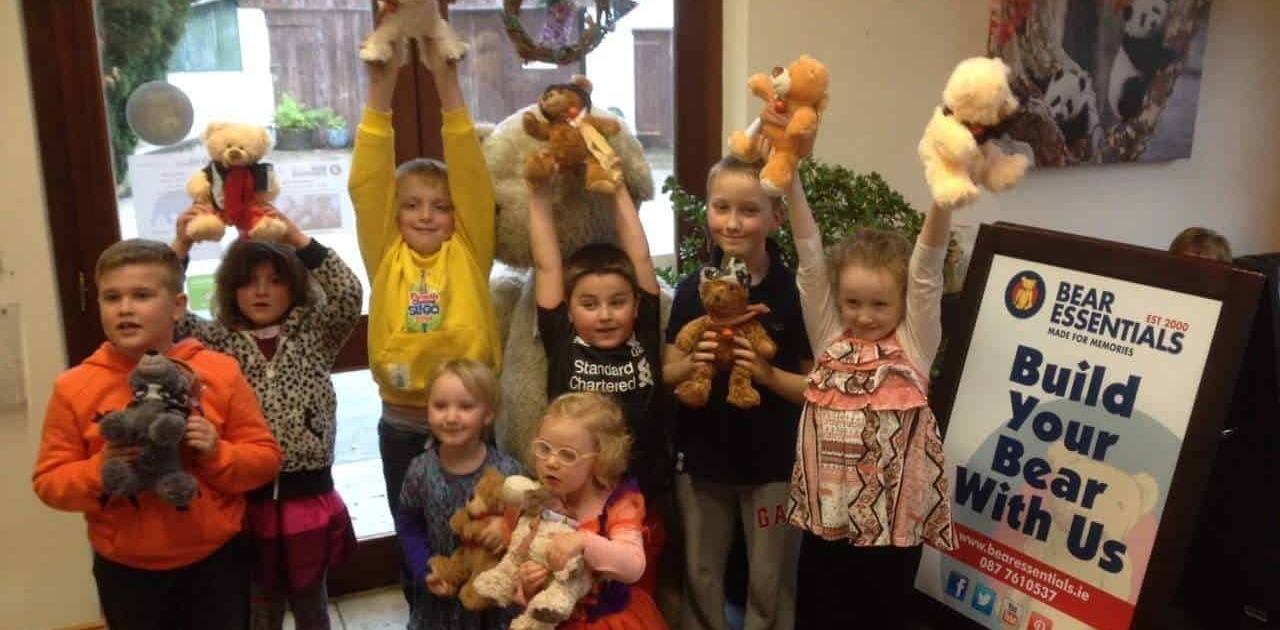 Halloween Build Your Bear Workshop