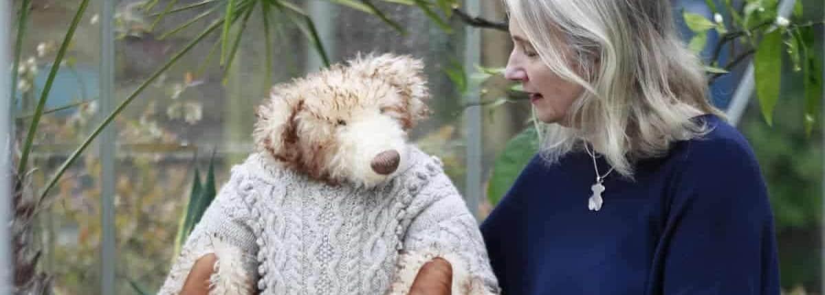 Teddybären unsere Geschichte in Deutsch
