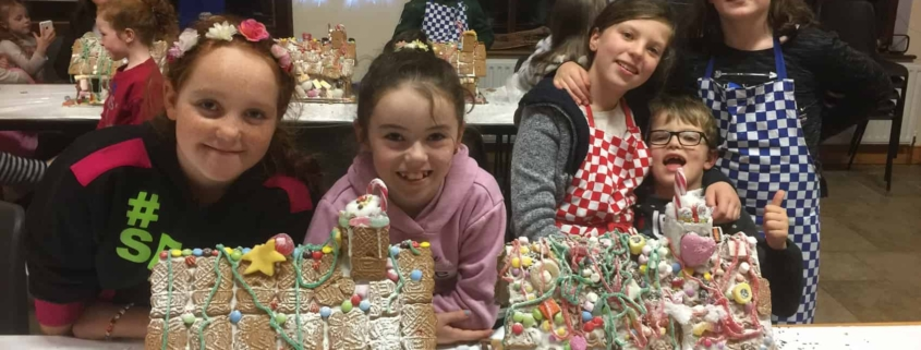 Gingerbread House Christmas Workshop