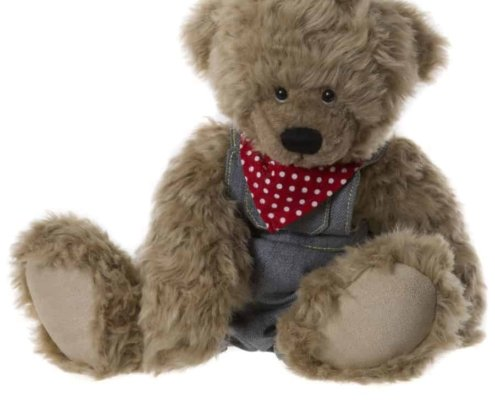 Alice's Bear Shop Teddy Bear Cobby