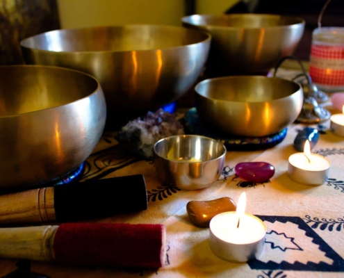 Body Mind and Sound Bath Experience